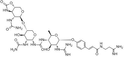 CAS:121634-34-2的分子结构