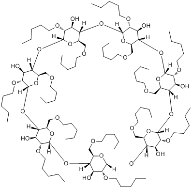 CAS:121801-65-8分子结构