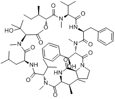 CAS:127785-66-4分子结构