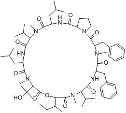 CAS:127785-69-7分子结构