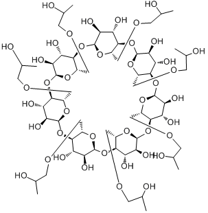 CAS:128446-35-5分子结构