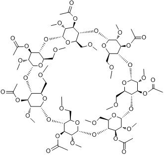 CAS:131889-29-7分子结构