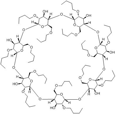 CAS:136781-90-3分子结构