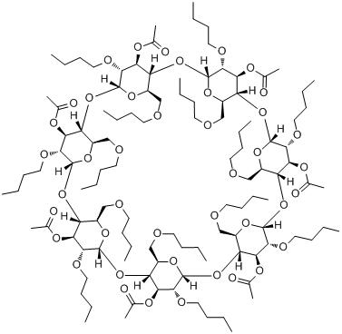 CAS:138451-90-8分子结构