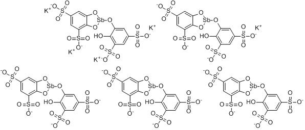 CAS:147-65-9的分子结构
