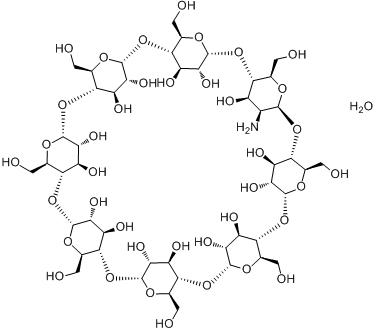 CAS:189307-64-0的分子结构